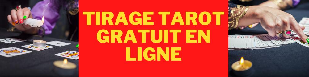 Tarot en ligne gratuit
